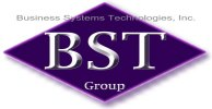 Logo, Business Systems Technologies, Inc. - Manufacturing Software
